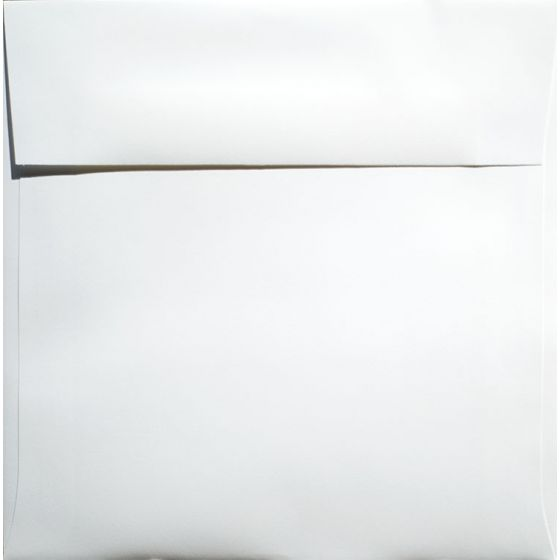 Classic Crest Solar White - 7.5 in (7.5X7.5) Square Envelopes (80T/Smooth) - 25 PK