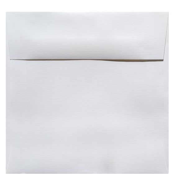 Classic Linen Solar White (1) Envelopes Available at PaperPapers
