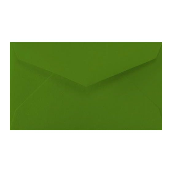 Business Card Envelopes - MINI Envelopes - GREEN - Professional MINI (2.125-in x 3.625-in) - 500 PK