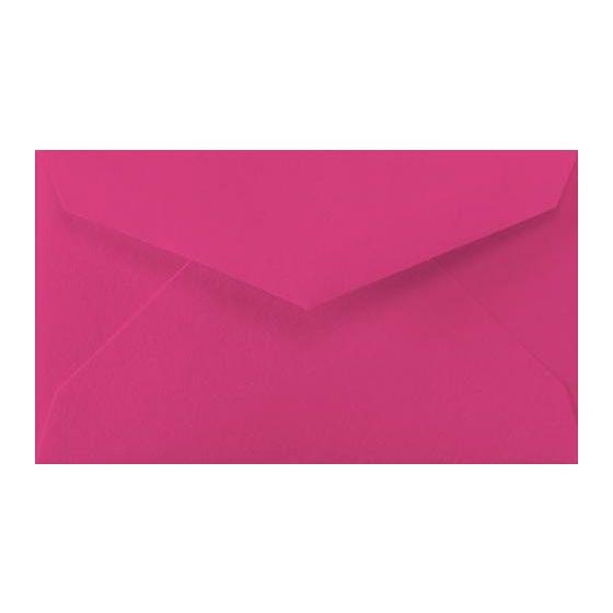 Business Card Envelopes - MINI Envelopes - BRIGHT PINK - Professional MINI (2.125-in x 3.625-in) - 500 PK