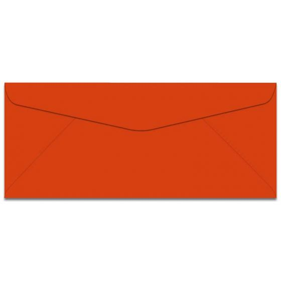 Astrobrights - No. 10 ENVELOPES - Orbit Orange - 500 PK
