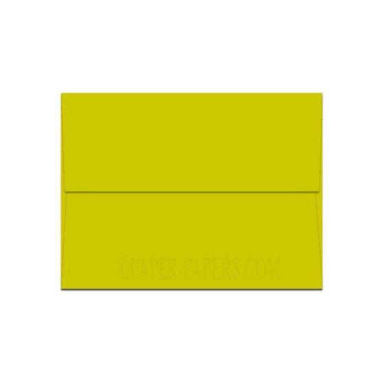 Astrobrights - A2 Envelopes - Sunburst Yellow - 1000 PK