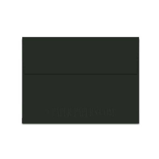 Astrobrights - A6 Envelopes - Eclipse Black - 1000 PK