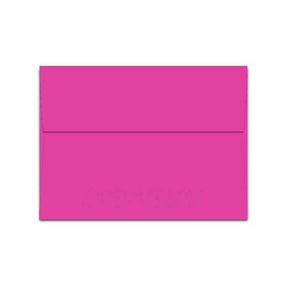 Astrobrights - A6 Envelopes - Fireball Fuchsia - 1000 PK