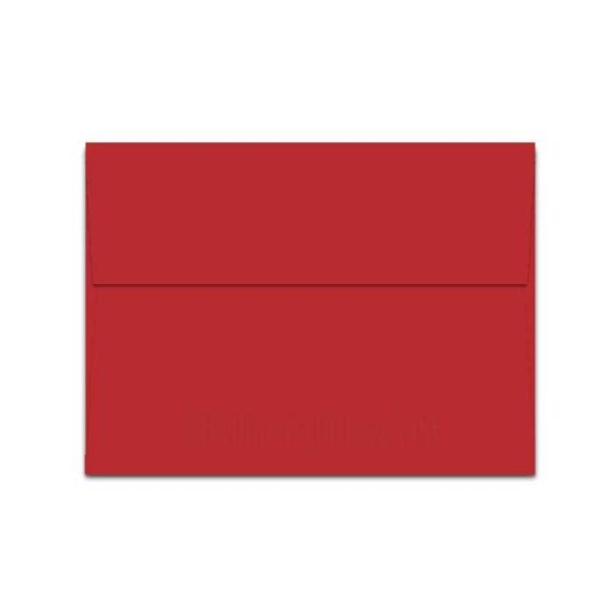 Astrobrights - A6 Envelopes - Re-Entry Red - 1000 PK