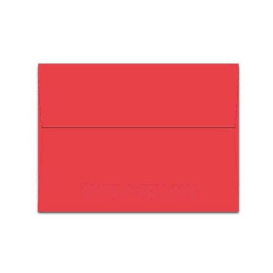 Astrobrights - A6 Envelopes - Rocket Red - 1000 PK