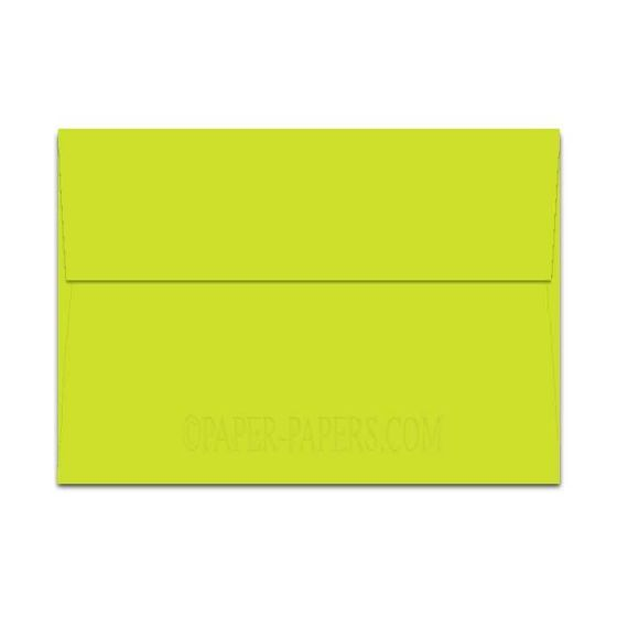 Astrobrights - A7 Envelopes - Lift-Off Lemon - 1000 PK