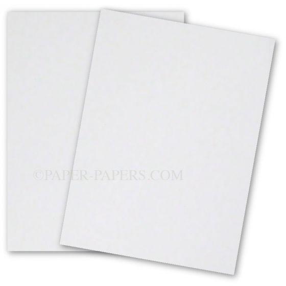 Cranes Crest (Wove) - 8.5 x 11 Paper - 100% Cotton - Pearl White - 24lb Writing - 500 PK