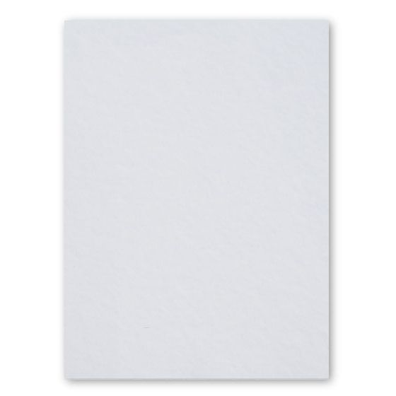 Cranes Crest (Kid) - Pearl WHITE - 100% Cotton - 90lb Cover (8.5 x 11) - 50 PK