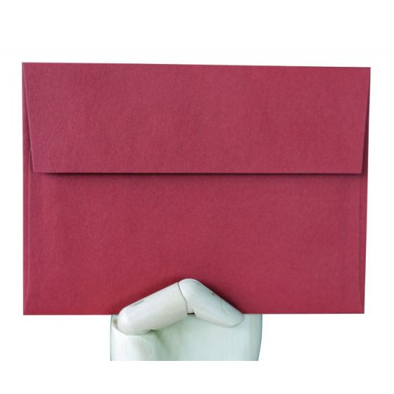 Crush Cherry (81T) - A7 Envelopes (5.25-x-7.25) - 1000 PK