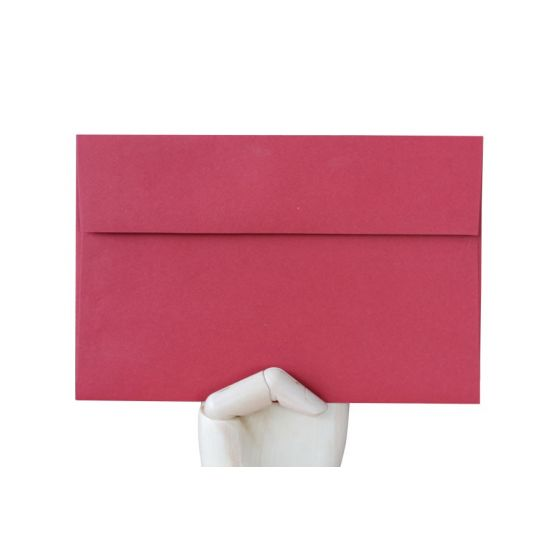 Crush Cherry (81T) - A9 Envelopes (5.75-x-8.75) - 1000 PK