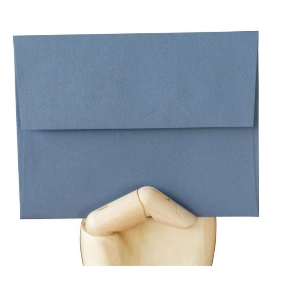 Crush Blue Lavender (1) Envelopes From PaperPapers
