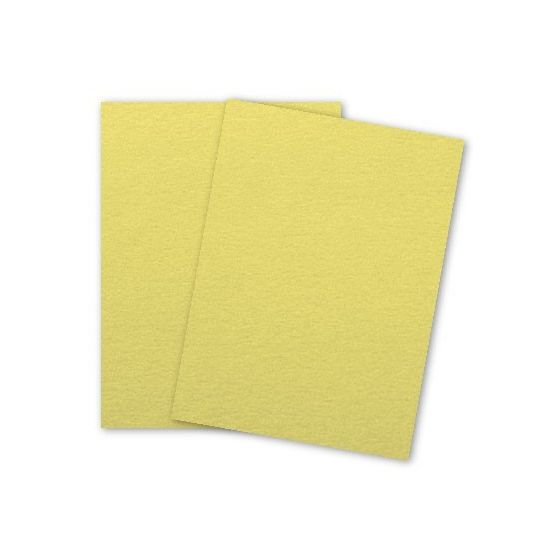 [Clearance] Curious Metallic - LIME Card Stock - 111lb Cover - 8.5 x 11 - 25 PK