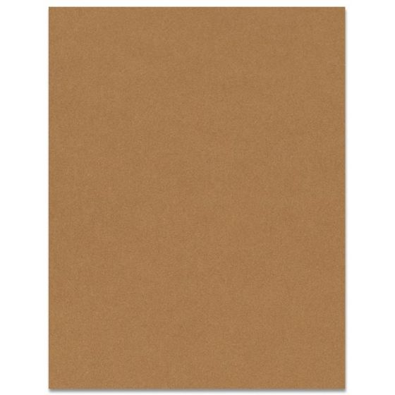[Clearance] Curious Metallic - COGNAC Paper - 80lb Text - 8.5 x 11 - 50 PK