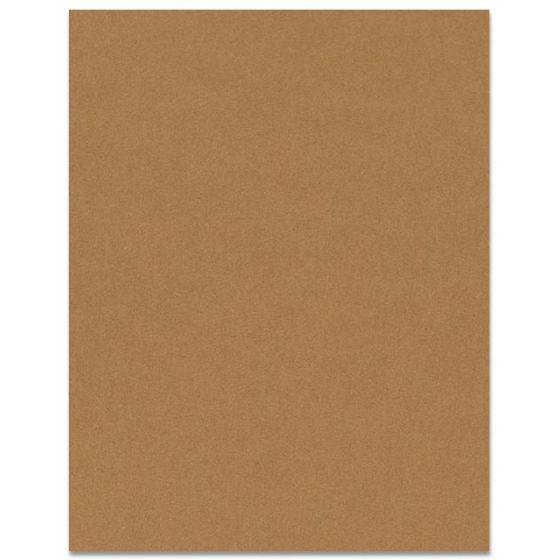 [Clearance] Curious Metallic - COGNAC Paper - 80lb Text - 8.5 x 11 - 500 PK