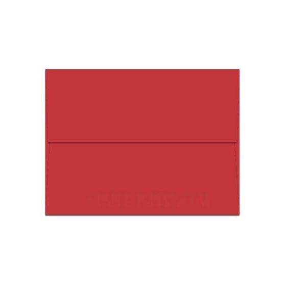 Curious Skin ENVELOPES - A2 Envelopes - RED - 1000 PK