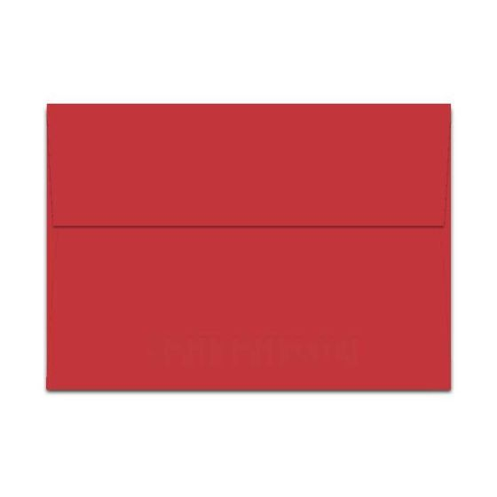 [Clearance] Curious Skin ENVELOPES - A7 Envelopes - RED - 250 PK
