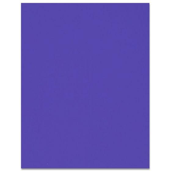 Curious SKIN - Lavender - 8.5 x 11 Card Stock Paper - 100lb Cover - 250 PK