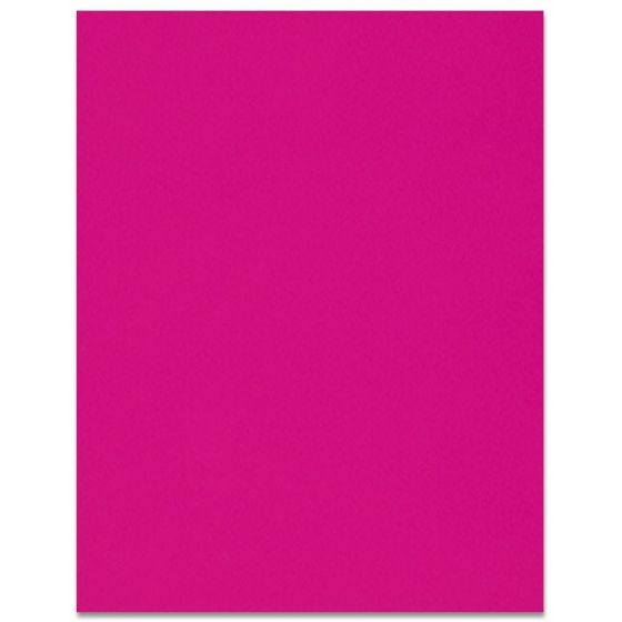 Curious SKIN - Pink - 8.5 x 14 Card Stock Paper - 100lb Cover - 125 PK