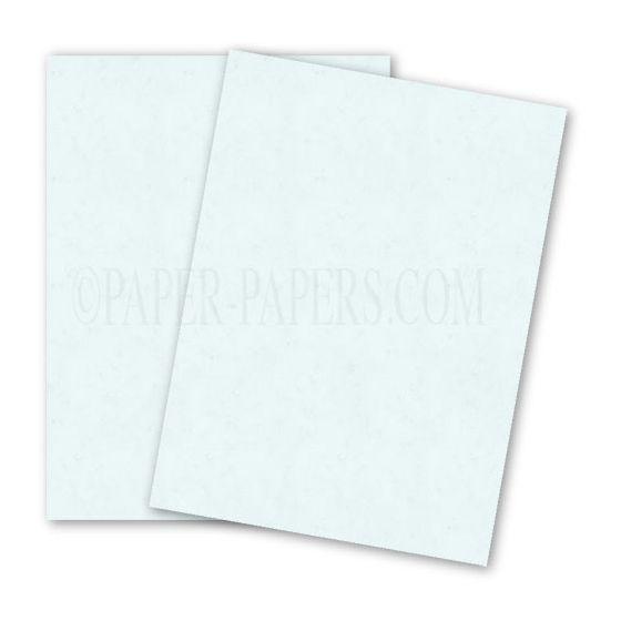 DUROTONE Butcher - 26X40 Card Stock Paper - BLUE - 100lb Cover