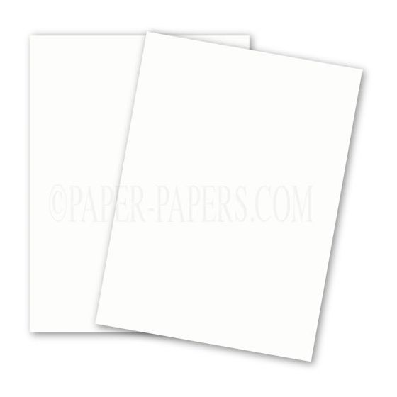 DUROTONE Butcher - 26X40 Card Stock Paper - EXTRA WHITE - 80lb Cover - 500 PK