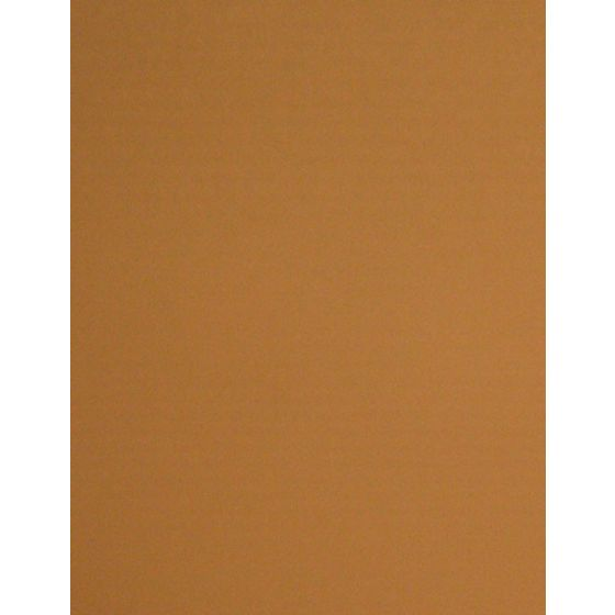 [Clearance] BROWN - 8.5X11 10PT 82C/223gsm - Litho Sheen Card Stock Paper - 100 PK