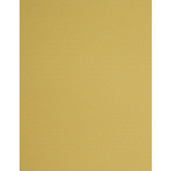 [Clearance] BUFF - 8.5X11 10PT 82C/223gsm - Litho Sheen Card Stock Paper - 100 PK