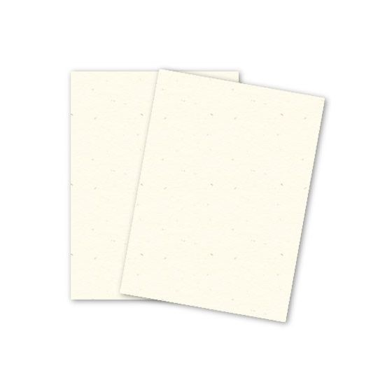 Mohawk Loop Antique Vellum - MILKWEED - 160lb Cover - 8.5 x 14 Card Stock Paper - 150 PK