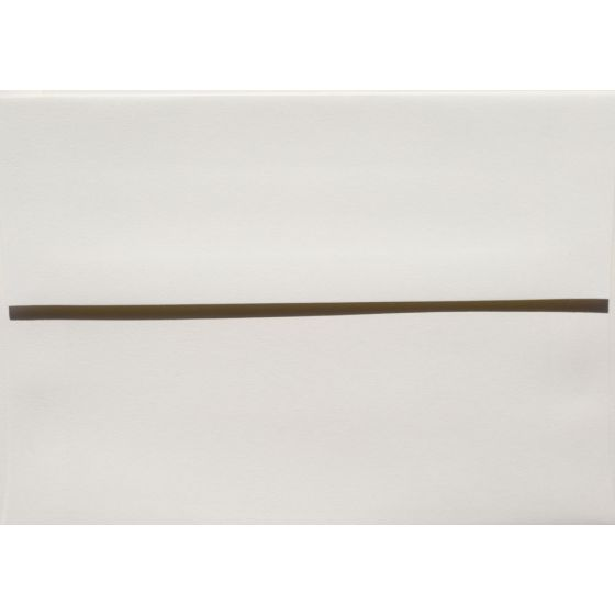 A7 Envelopes (5.25-x-7.25) - Soft White 80T Premium Wove - 25 PK