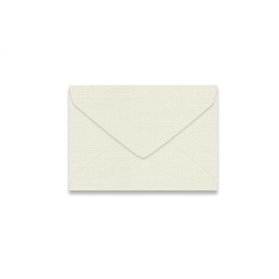 Mohawk VIA Linen - NATURAL - 4 BAR Envelopes - 1000 PK