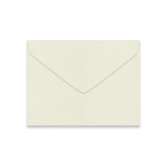 Mohawk VIA Linen - NATURAL - 5-1/2 BAR Envelopes - 250 PK