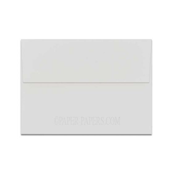 Mohawk Superfine WHITE - A7 ENVELOPES - Eggshell Finish - 25 PK