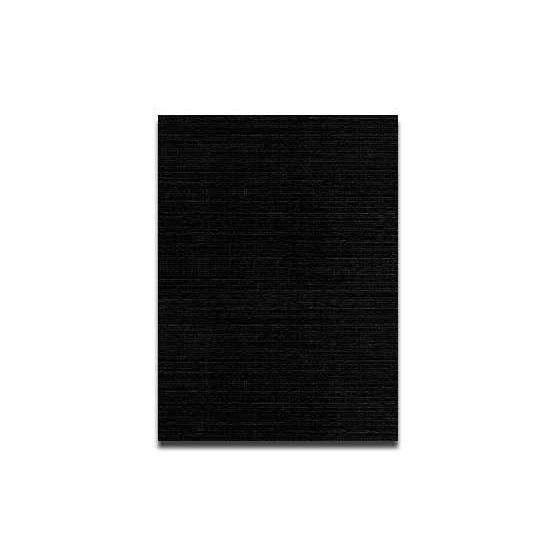 Neenah CLASSIC LINEN 12 x 18 Card Stock - Epic Black - 100lb Cover - 250 PK