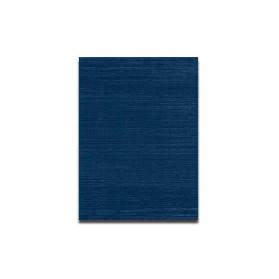 Neenah CLASSIC LINEN 12 x 18 Card Stock - Patriot Blue - 100lb Cover - 250 PK