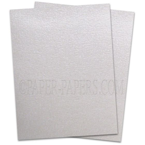 [Clearance] COSMO Pearlized Textured Paper - 8.5X11 (216X279) - 84lb Text (124gsm) - 25 PK