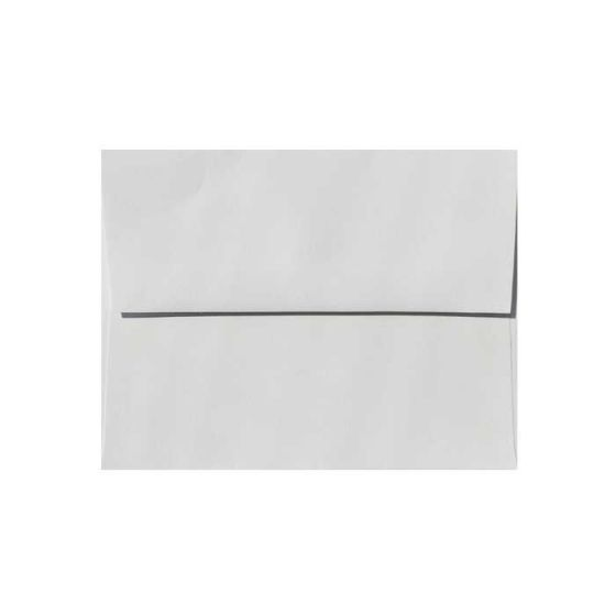 100% Cotton A2 Envelopes (4.375-x-5.75) - Savoy Soft Grey - 25 PK