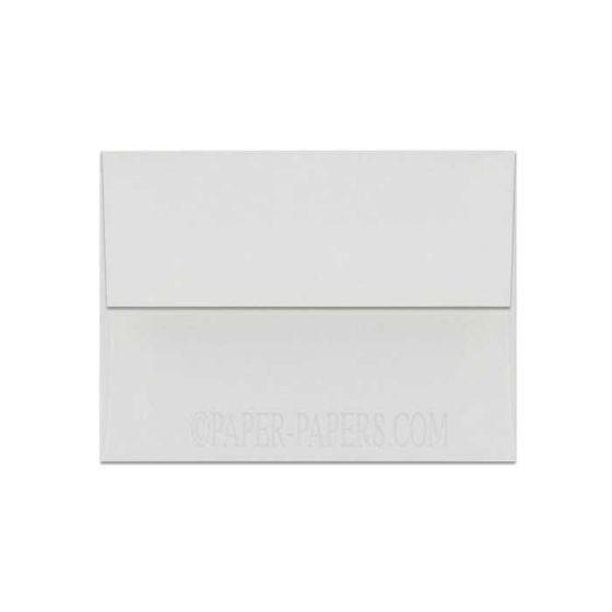 100% Cotton A2 Envelopes (4.375-x-5.75) - Savoy Bright White - 250 PK