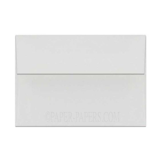 100% Cotton A7 Envelopes (5.25-x-7.25) - Savoy Bright White - 25 PK