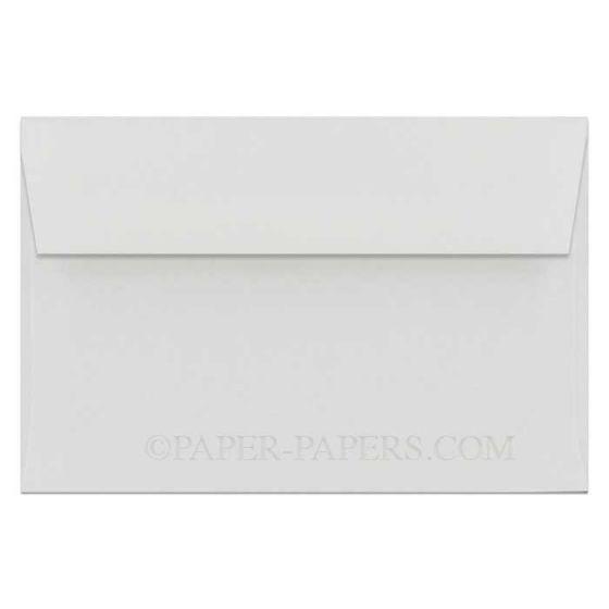 100% Cotton A9 Envelopes (5.75-x-8.75) - Savoy Bright White - 25 PK