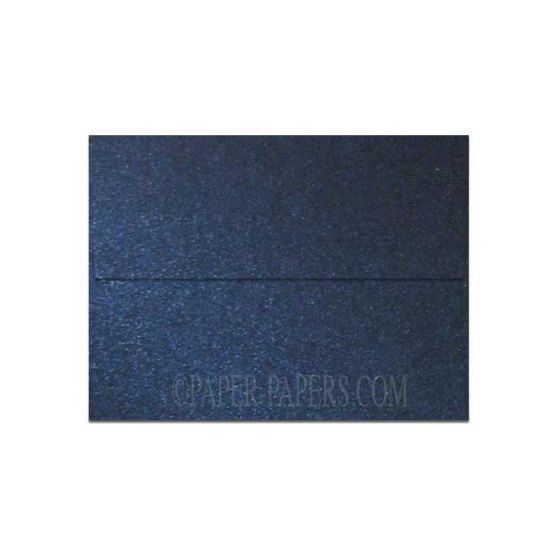 Shine MIDNIGHT Blue - Shimmer Metallic - A2 Envelopes (4.375-x-5.75) - 25 PK