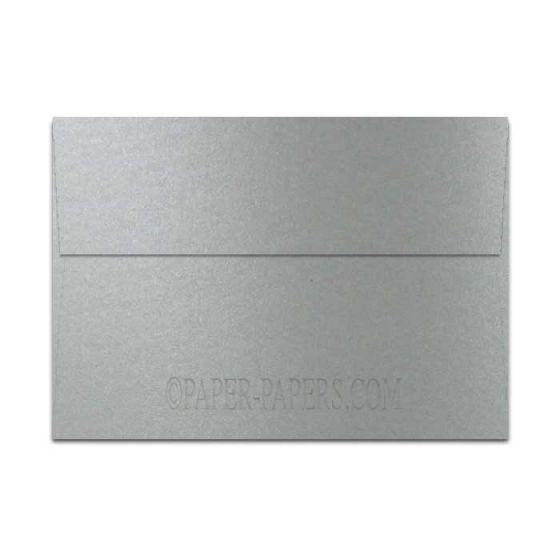 Shine PEWTER - Shimmer Metallic - A7 Envelopes (5.25-x-7.25) - 25 PK