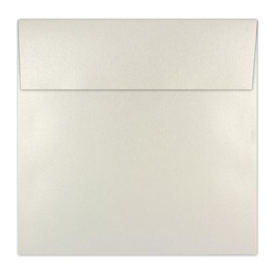 [Clearance] Shine Shimmer Champagne (7x7) - 7 in Square ENVELOPES - 250 PK