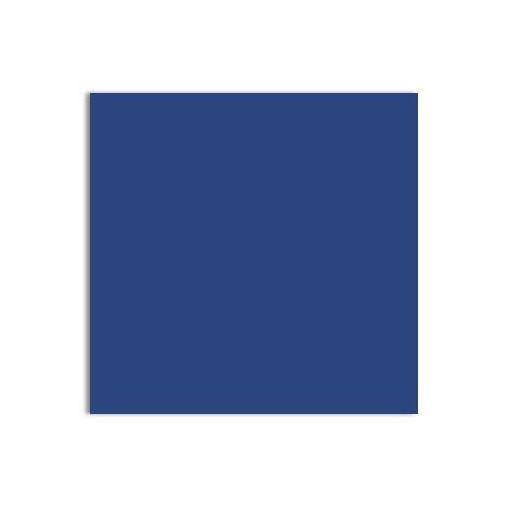 Plike (Plastic-Like) Paper - 12 x 12 - ROYAL BLUE - 122LB COVER - 100 PK