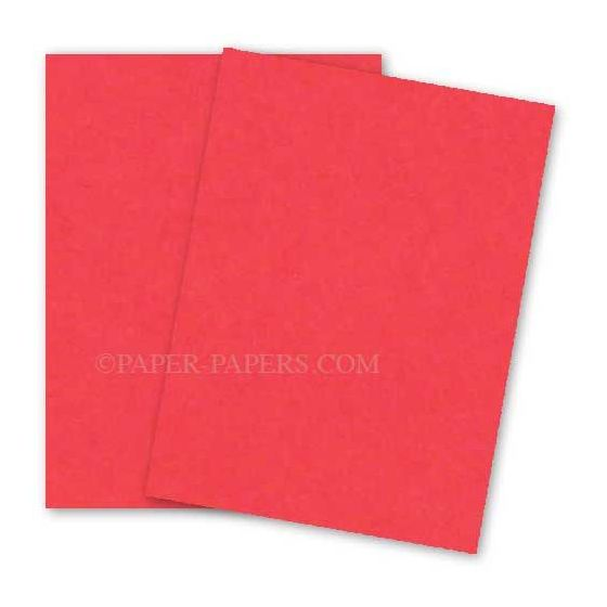 Astrobrights Paper (23 x 35) - 24/60lb Text - Rocket Red
