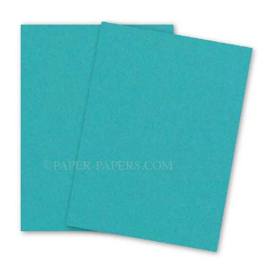 Astrobrights Terrestrial Teal (1) Paper From PaperPapers