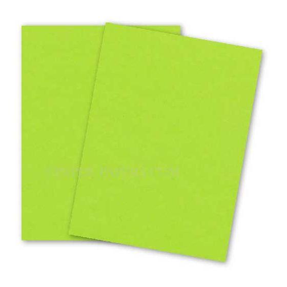 Astrobrights 11X17 Card Stock Paper - Vulcan Green - 65lb Cover - 1000 PK