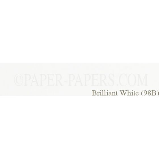 Royal Sundance Linen 8.5 x 11 Cardstock Paper - BRILLIANT WHITE - 80lb Cover - 250 PK