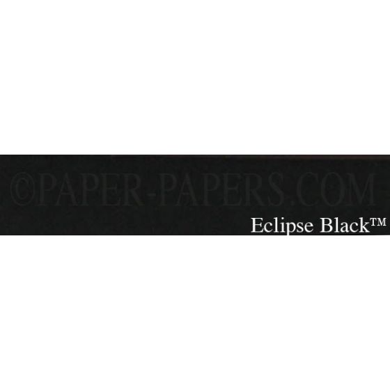 Royal Sundance Linen - ECLIPSE BLACK - 23 x 35 Cardstock Paper - 80LB Cover