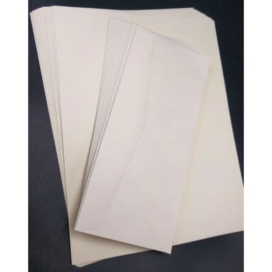 Linen Stationery Set