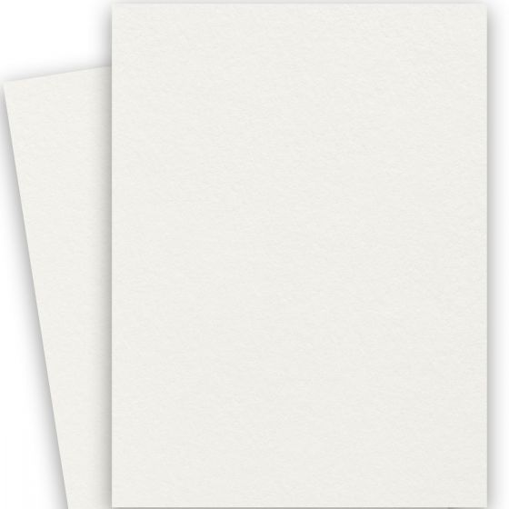 LETTRA Cotton Pearl White - 35X23 Full Size Paper - 32lb Writing (120gsm)